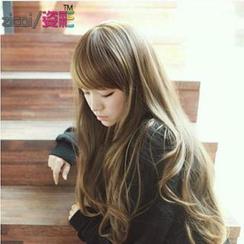 Aura Wigs - Long Full Wig - Wavy