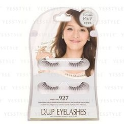 D-up - Secret Line Brown Mix Eyelashes (#927 Pure Eyes)