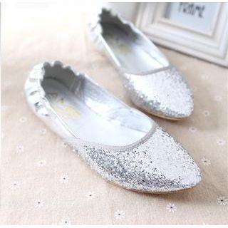 AM Chics - Glitter Flat