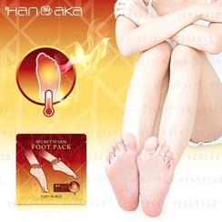 HANAKA - Secret Warm Foot Pack