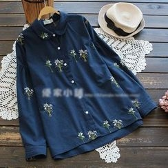 YOYO - Embroidered Shirt