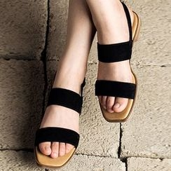 MIAOLV - Strapped Sandals