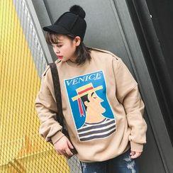 Jinggu Studio - 印花套衫