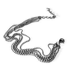 Kamsmak - Ball Chain Bracelet