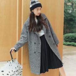HotBlock - Woolen Long Coat
