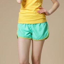 Cara Cloud - Tipped Shorts