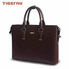 TIGERNU - Genuine Leather Briefcase