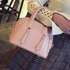 Albatross - Faux Leather Hand Bag