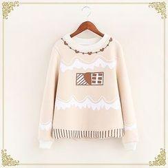 Fairyland - Print Sweatshirt