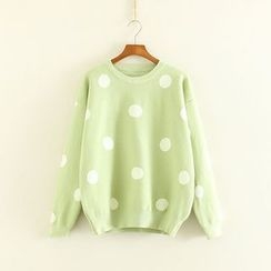 Mushi - Dotted Sweater