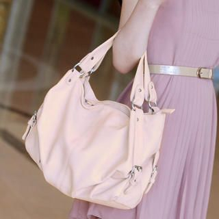 59 Seconds - Faux Leather Satchel