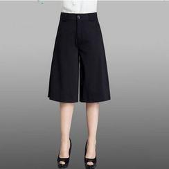 Manilu - 純色裙褲
