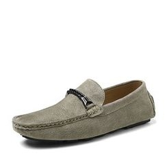 EnllerviiD - Genuine-Leather Loafers