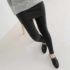 CLICK - Inset Skirt Leggings
