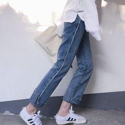 OCTALE - 宽腿牛仔裤
