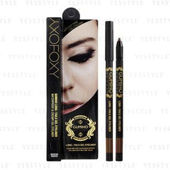 LadyKin - Gumiho Long-Tails Gel Eyeliner (#03 Modern Brown)