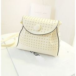 LineShow - Studded Crossbody Bag
