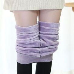 MEIA - Fleece Lined Leggings