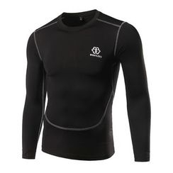 Hansel - Sport Quick Dry Long-Sleeve T-Shirt