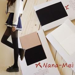 NANA Stockings - 拼接內搭褲