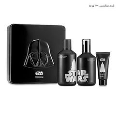 菲诗小铺 - The Gentle For Men Set (Disney Star Wars Edition): Skin 140ml + Lotion 130ml + Foam 30ml