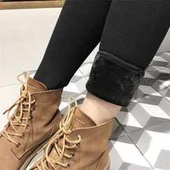 Tiny Times - Fleece Lined Leggings