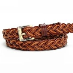 HANYI - Braided Slim Belt