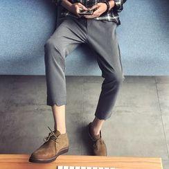 子俊 - 纯色哈伦裤