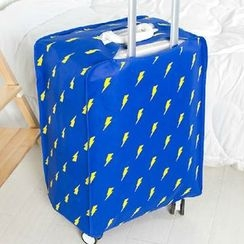 Hagodate - Flash Print Luggage Cover