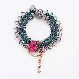 MIPENNA - Shocking Skull Laboratory (Light blue) - Bracelet