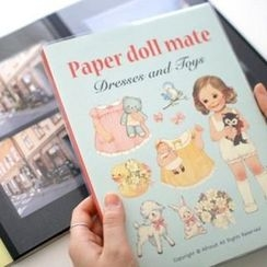 iswas - 'Paper Doll Mate' Series Medium Photo Album V2