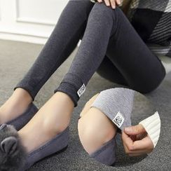 Hearty Bliss - Maternity Leggings