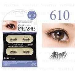 D-up - Furry Eyelash (#610 Half Type)
