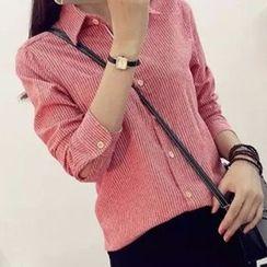 Neeya - 條紋襯衫