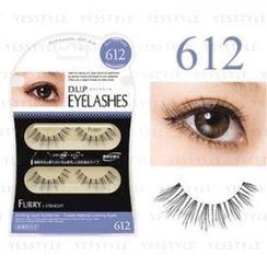 D-up - Furry Eyelashes (#612 Natural)