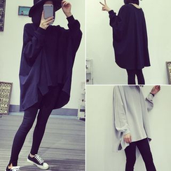 YOSH - Long Batwing Sleeve T-Shirt