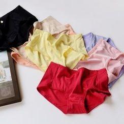 Fitight - 纯色内裤