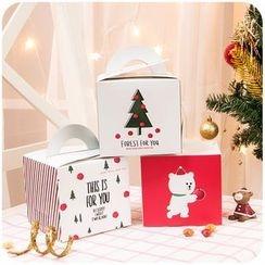 默默愛 - 印花禮物盒