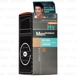 Mentholatum - Men HY Energizing Gel Lotion