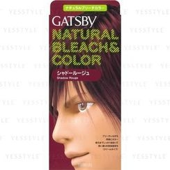 Mandom 漫丹 - Gatsby Natural Bleach & Color (Shadow Rouge)