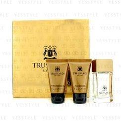 Trussardi - My Land Coffret: Eau De Toilette Spray 30ml/1oz + Shower Gel 30ml/1oz + After Shave Balm 30ml/1oz