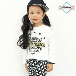 nanakids - Kids Tiger Print T-Shirt