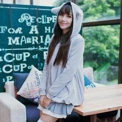 Jade Dragon - 連帽外套 / 蝴蝶結褫衫 / 裙子 / 套裝
