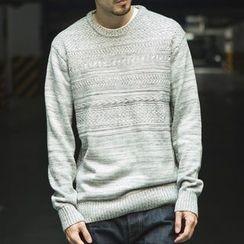 Streetstar - Melange Sweater