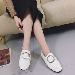 Tina Nini - Buckled Loafers