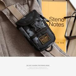 Newin - Camouflage Velcro Mini Belt Bag