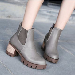 TULASI - Gusset Ankle Boots