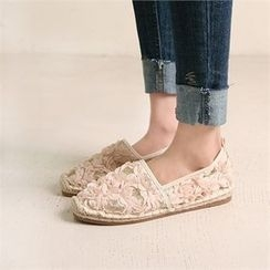 Wifky - Corsage Slip-Ons