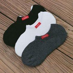 Socka - 帶標純棉隱形襪