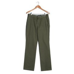 YesStyle M - Straight-Leg Cotton Pants